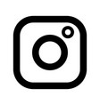 icon symbol of the flat design of the camera for vector image