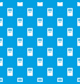 riot shield pattern seamless blue vector image vector image