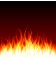 Burning Flames Background