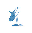 satellite dish antenna for broadcast communication vector image vector image