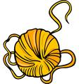yarn clip art cartoon vector image vector image