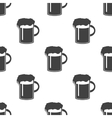 beer in mug icon Seamless vector image vector image