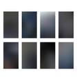 dark vertical hd background smartphone screen vector image vector image