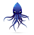 octopus logo vector image vector image