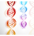 Abstract dna background vector | Price: 1 Credit (USD $1)