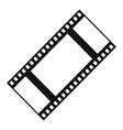 cinema film icon simple style vector image vector image