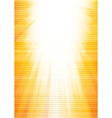 vector abstract sunny background vector image vector image