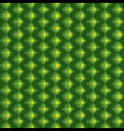 Creative geometric pattern background design vector image