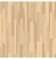 Light Parquet Seamless Wooden Stripe Mosaic Tile vector image vector image