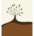 Tree 8 vector image vector image