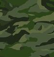 Khaki camouflage pattern vector image vector image