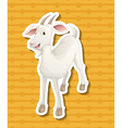 Goat vector image vector image
