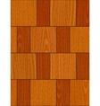 seamless light oak square parquet panel texture vector image