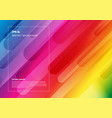 abstract colorful geometric background and vector image