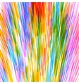 Colorful rainbow lines background Rainbow-colored vector image