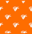 cowboy neckerchief pattern seamless vector image vector image