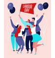labour day poster vector image vector image