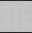 Abstract pattern with maze