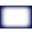 Royal Blue blur copyspace Background vector image vector image