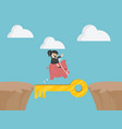 ideas savings and success vector image