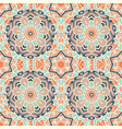 ethnic seamless pattern design surface vector image