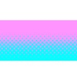 Pink to Blue vector image