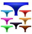 Panties vector image