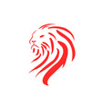 image an lion king design premium design vector image vector image