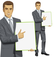 leadership vector image vector image