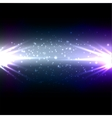 abstract flash background dark design vector image vector image