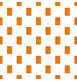 crumb biscuit pattern seamless vector image vector image