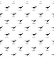 carnotaurus pattern seamless vector image