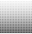 monochromatic square pattern background vector image vector image
