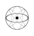 science symbol vector image