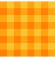 Yellow Orange Chessboard Background vector image vector image