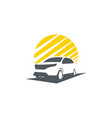car logo vector image vector image