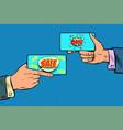 discounts online trade sale business online vector image