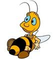 Relaxing Bumblebee