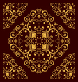 Royal Pattern vector image