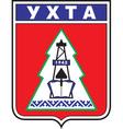 Ukhta vector image vector image