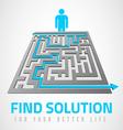 Find solution vector image