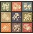 Foodicons1 vector image