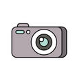 photography camera gadget studio equipment vector image vector image