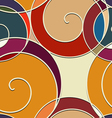 Seamless color texture vector image vector image