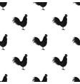 home cockanimals single icon in black style vector image vector image