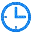 Time Grainy Texture Icon vector image vector image