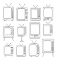TV2 vector image