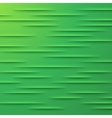 Abstract background with green layers vector image vector image