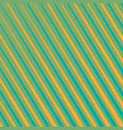 horizontal stripes in blue and orange vector image