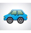 car design vector image